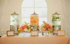 Bridal Magic: Brunch Wedding Reception Ideas (and why you should have one)