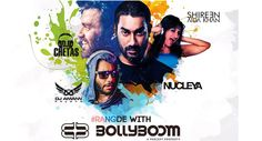 Bollyboom, the Bollywood electro-music festival by Percept is gearing up for its second edition, after its launch in 2013, with the 'Bollyboom Dance Music Holi Party'. A 7-hour non-stop celebration of India's much loved festival of color with Nucleya, Dj Chetas, Dj Aman Nagpal and Dj Shireen on 13th March 2017, Tulip Star, Juhu. The event is sponsored by Kingfisher and McCain.