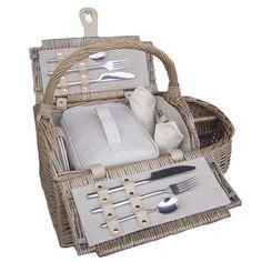 Picknickkörbe für jeden Stil und Geldbeutel jetzt online bestellen bei Wayfair.de   Über 1000 Marken im Angebot   Versandkostenfrei ab 30€