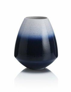 Ombre Vase-Marks & Spencer