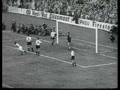 Halbfinale 1954: Deutschland - Österreich 6:1