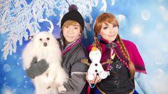 Disney's Frozen Anna Makeup Tutorial - http://somecosmiclove.com/disneys-frozen-anna-makeup-tutorial/
