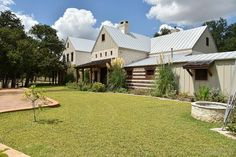 Real Estate & Homes For Sale - 0 Homes Farmhouse Architecture, Architecture Design, Texas Farmhouse, Texas Hill Country, Waterfront Homes, Estate Homes, Old Houses, Home And Family, German