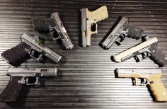 Salient Arms Glocks. The holy grail for me.