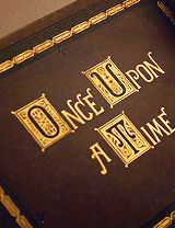Once Upon a Time- the storybook <3