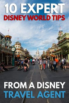 10 Disney World Tips from a Disney Travel Agent