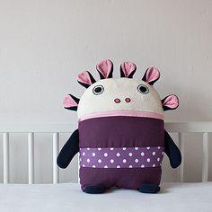 Pyžamožrout, fialový, velký | Bonami