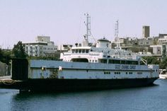 Did You Know.....  The Ferry Helsingør was bought by Gozo Channel in February 1990 for Lm327,000 (€762,000) and renamed Xlendi.  She could take up to 65 vehicles. Its shape, however, earned it the ignoble title of the coffin.
