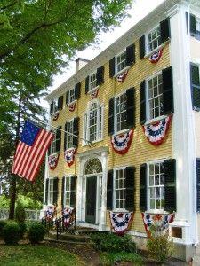 Nathaniel Winsor House, Duxbury MA