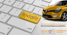 Hafta sonu tatiliniz için aracınız hazır... https://www.rentofit.com Android: https://play.google.com/store/apps/details?id=rentofit.rentofit&hl=tr IOS: https://itunes.apple.com/tr/app/rentofit/id1046951778?mt=8