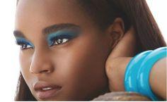 Mon make up du moment : Yves Rocher avec un look pour les peaux noire et métissée ♥       http://www.ivy-mag.com/2012/06/12/peau-noire-et-metissee-maquillage-de-folie-summer-time-by-yves-rocher/