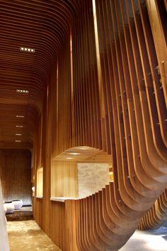 Tianxi Oriental Club by Deve Build Design