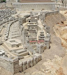 City of David in Jerusalem, Israel