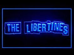 The Libertines LED Sign