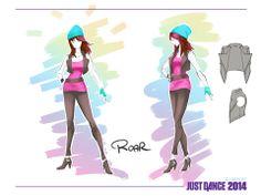 Roar on Just Dance 2014