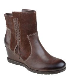 Take a look at this Earth Brown Hilltopper Boot on zulily today!