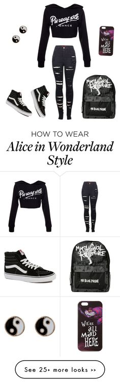 """Untitled #1"" by werenotsodifferent on Polyvore"