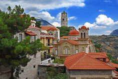GREECE CHANNEL | Greece Arachova by Victor Yed on flickr