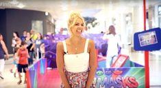 45878ca6f12 11 Σεπτεμβρίου 2018 Η Τζένη Μελιτά βρέθηκε στο The Mall Athens και  συνάντησε τους Ήρωες με