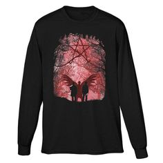 Famous Hunters - Long Sleeve T-Shirt (Unisex)