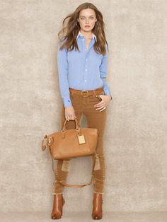 Hempstead Cotton Shirt - Long-Sleeve