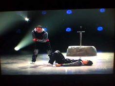 Jose and D-Trix hip-hop
