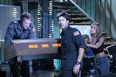 Atlantis' Command Center