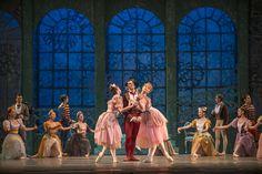 La dama y el bufón. Ballet de Santiago. Señor Midas: José Manuel Ghiso Foto: Patricio Melo