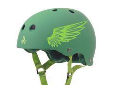 """I wanna 'Fly Like An Eagle' "" Vinyl Helmet Decal by nogginrocker on Etsy, $ 8.00"