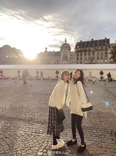 Mode Ulzzang, Ulzzang Korean Girl, Best Friend Photos, Best Friend Goals, Korean Best Friends, Korean Photo, Lgbt, Uzzlang Girl, Friend Pictures