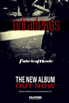 odradexus (The New Album, Out Now)