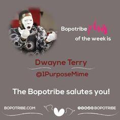 Thank you 1PurposeMime!!
