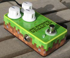 DIY Minecraft-themed Son of CJOD