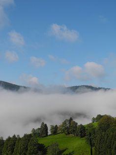 Münstertal im Breisgau - wir haben schon Sonne