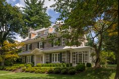 Renovation | Chestnut Hill, PA - Traditional - Exterior - Philadelphia - Period Architecture Ltd.