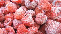 It's hard to get out for fresh fruit, but we have some great ideas for using frozen fruit. Stock your freezer and try our varied ideas.