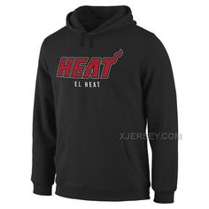 http://www.xjersey.com/miami-heat-pullover-hoodie-black.html MIAMI HEAT PULLOVER HOODIE BLACK Only $53.00 , Free Shipping!