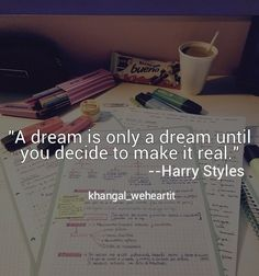 Imagen de Dream, motivation, and school
