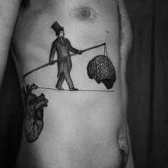From a while ago, thank you  Bjorn!  #tattoo #tattooart #blackwork #blackworkers #blackworkerssubmission #blxckink #blacktattooart #blackndark #onlyblackart #linework #dotwork #dotworktattoo #tattrx #equilattera #antwerp #glorybound