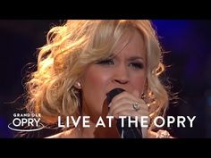 "Carrie Underwood Amazes With Alan Jackson's ""Remember When"" (LIVE at T 