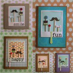 Cards to make you smile from Spotty Daisy