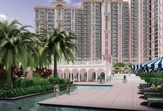 DLF Regal Gardens offers luxury 3BHK and 4BHK apartments with all modern facilities and specification at Sector 90 Gurgaon. DLF Regal Gardens Apartment available for both resale price & fresh booking in Gurgaon.