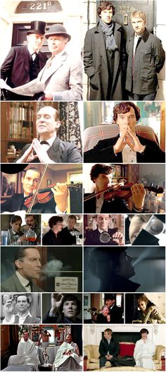 It's in the little things that you can tell how much Moffat and Gatiss love everything Sherlock Holmes related!