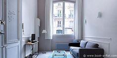 Location appartement Studio Paris rue de Lisbonne 8ème arrondissement - Location métro St-Augustin #Bookaflat #Paris #Flat #Apartement #Fresh