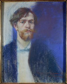 Self Portrait, Stanisław Wyspiański