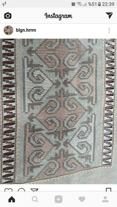Bargello, Embroidery Designs, Cross Stitch, Rugs, Crossstitch, Sketches, Hardanger, Driveways, Couture Embroidery
