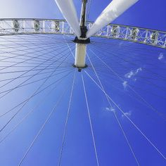 London Eye, London, England  Slightly Brilliant: ::Tweedy's Take the World - England::