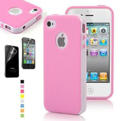 Pandamimi Dexule Pink White Fashion Sweety Girls TPU , PC 2-Piece Style Hard Case Cover for iPhone 4 4S with Screen Protector ULAK,http://www.amazon.com/dp/B008TO8L1Y/ref=cm_sw_r_pi_dp_Xkjztb1RC7HQWZMB