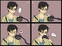 ao no exorcist funny | Tags: Anime, Ao no Exorcist, Okumura Rin, Okumura Yukio