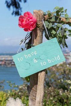 Pink and Turquoise Wedding Theme Ideas - Wedding Dash Blog Post